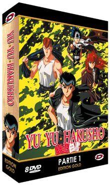 Yu Yu Hakusho Partie 1 - Coffret