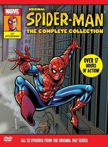 Original Spider-Man - The Complete Collection (8 Discs, OmU)