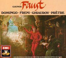 Gounod: Faust (Gesamtaufnahme) (franz.)
