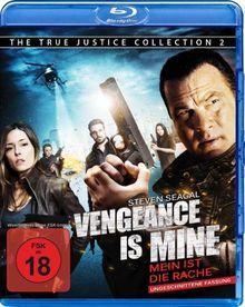 Vengeance Is Mine - Mein ist die Rache - Ungeschnittene Fassung/The True Justice Collection [Blu-ray]