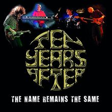 The Name Remains the Same-Rec.Live