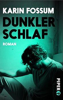 Dunkler Schlaf: Roman (Konrad Sejer, Band 4)