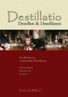 Destillatio: Destillen und Destillieren