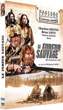 CHARLTON HESTON\BRIAN KEITH - LA FURFUR SAUVAGE (1 DVD)