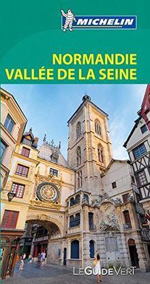 Michelin Le Guide Vert Normandie, Seine (MICHELIN Grüne Reiseführer)