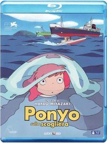 Ponyo sulla scogliera [Blu-ray] [IT Import]