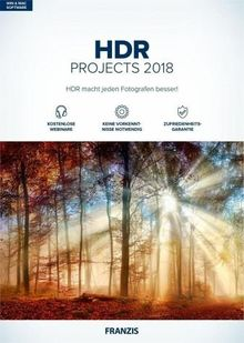 FRANZIS HDR Projects (2018) Software