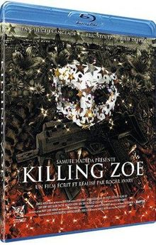 Killing zoe [Blu-ray] [FR Import]