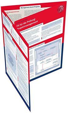 Fit für die Prüfung: Projektmanagement: Lerntafel (UTB LT)