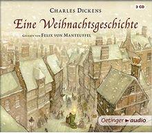 Eine Weihnachtsgeschichte (NA) (3 CD): Ungekürzte Lesung, ca. 210 min.