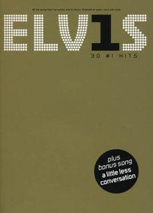 Elvis: Piano/Vocal/Guitar