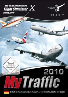 Flight Simulator X - My Traffic 2010 Add-On