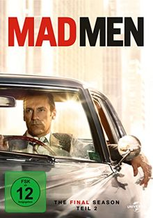 Mad Men - The Final Season 7.2 [3 DVDs]