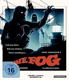 Fog, The - Nebel des Grauens / Limited Soundtrack Edition (+ CD) (+ Bonus-Blu-ray)