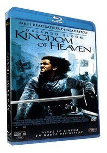 Kingdom of heaven [Blu-ray] [FR IMPORT]