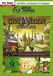 Sid Meier's Civilization IV - Complete [Green Pepper]