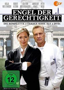 Engel der Gerechtigkeit / Die komplette 5-teilige Krimiserie [3 DVDs]