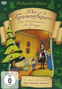 Der Tannenbaum / Der Schneemann / Die Springer (Weihnachts-Edition)