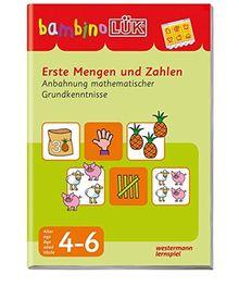 bambinoLÜK-System: bambinoLÜK: Erste Mengen und Zahlen