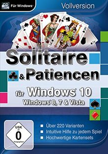 Solitaire & Patiencen für Windows 10 (PC)