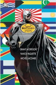 Batman Incorporated Vol. 1 Deluxe (Batman (DC Comics))