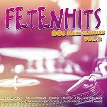 Fetenhits - 80s Maxi Classics Vol. 2