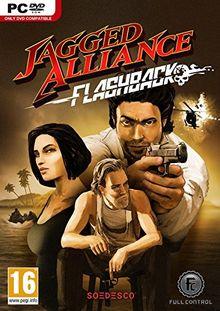 Jagged Alliance Flashback (PC DVD)