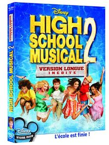 High School Musical 2 (Version longue inédite) - Edition collector 2 DVD