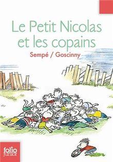 Le Petit Nicolas Et les Copains (Folio Junior)