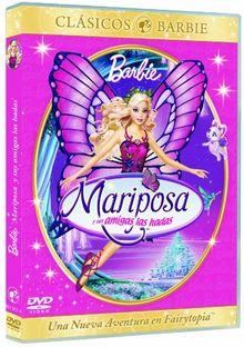 Barbie Mariposa (Import) (Dvd) (2009) Varios; Conrad Helten
