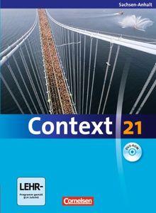 Context 21 - Sachsen-Anhalt: Schülerbuch mit DVD-ROM