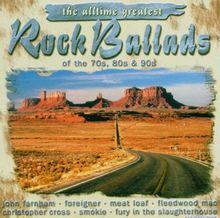 Alltime Greatest Rock Ballads
