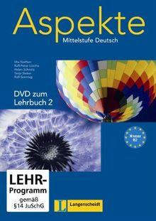 Aspekte 2 (B2) - DVD zum Lehrbuch 2: Mittelstufe Deutsch