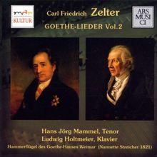 Goethe-Lieder Vol. 2