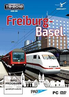 Trainsim 2018 Freiburg-B AddOn - [PC]