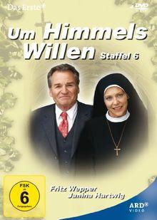 Um Himmels Willen - Staffel 6 [4 DVDs]