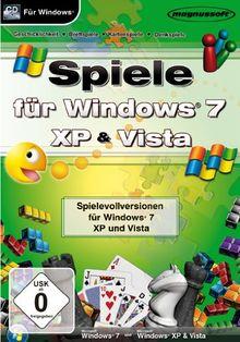 Spiele für Windows 7, XP & Vista (PC)