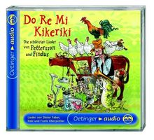 Do Re Mi Kikeriki. CD: Lieder