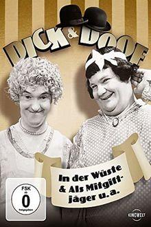 Dick & Doof - In der Wüste & Als Mitgiftjäger u.a.