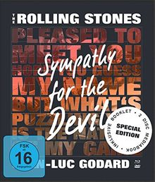 The Rolling Stones: Sympathy For The Devil (exklusiv bei Amazon.de) [Limited Edition]