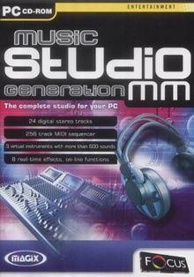 Magix Music Studio Generation MM