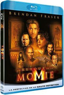 Le retour de la momie [Blu-ray] [FR Import]