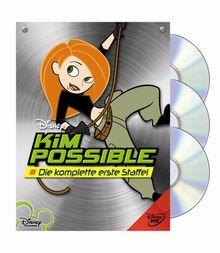 Kim Possible - Staffel 1 [3 DVDs]