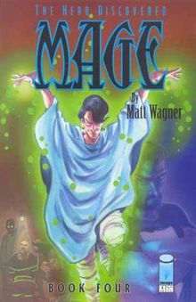 Mage the Hero Discovered (Book Four)