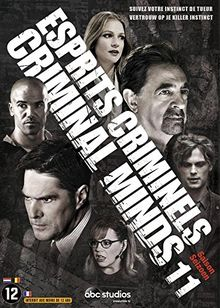 Coffret ésprits criminels, saison 11