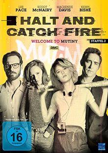 Halt and Catch Fire - Staffel 2 [4 DVDs]