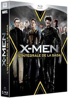 Coffret intégral X-men [Blu-ray] [FR Import]