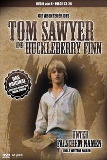Tom Sawyer & Huckleberry Finn DVD 6 (Folge 23-26)