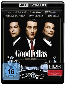 Good Fellas (4K Ultra HD) [Blu-ray]