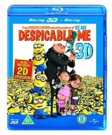 [UK-Import]Despicable Me 3D Blu-ray